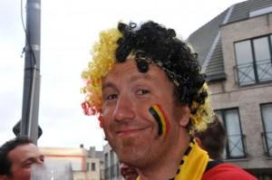 België-Algerije 112
