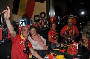 België-Algerije 118
