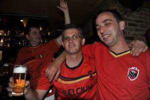 België-Algerije 208
