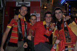 België-Algerije 3