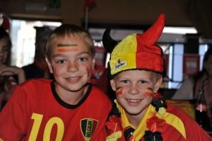 België-Algerije 7