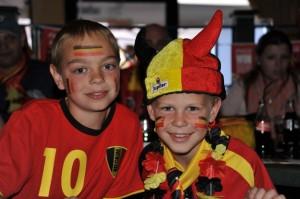 België-Algerije 8